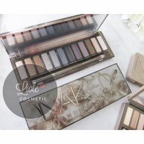 Urban Decay Naked Smoky Eyeshadow Palette - URD031