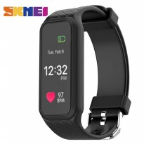 Smart Watch Smartband SKMEI L38I Original Waterproof - Black Harga Satuan