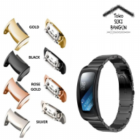 Samsung Gear FIT 2 Adapter Metal Connector Clasp Watch Strap Band