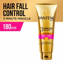 Pantene Kondisioner 3 Minutes Miracle 180ml ( Total damage Care OR Hair Fall Control )