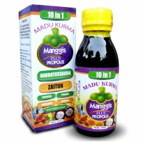 Madu Kurma Manggis Xamthone Plus Propolis 10 in 1