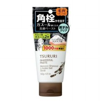 BCL Ghassoul Paste Facial Wash Black Head Remover Tsururi 120g