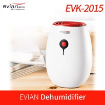 [HANIL] Dehumidifier Evian EVK-2015 / water vacuum air moist moisture haze / temperature humidity