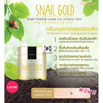 SNAIL GOLD ORIGINAL CATHY DOLL
