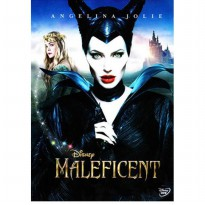 [DVD] Maleficent [License Indonesia]