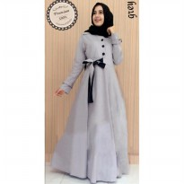 Binx Fashion Dress Maxi Elena - 6 Warna