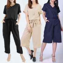 WOMEN JUMPSUIT/ HIGH QUALITY JUMPSUIT - FIT TO XL