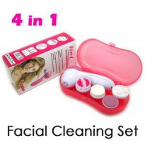 FACIAL CLEANING 4 IN 1