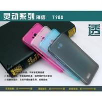 TPU Gel Case + Screen Protector Hisense T980