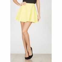 Francois Marien Skirt in Yellow