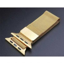 strap Apple Watch 42mm MIlanese warna GOLD