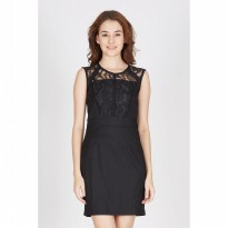 Francois Senden Dress in Black