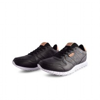 Ardiles Woman Heracles Running Shoes- Hitam