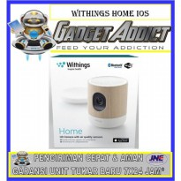 Withings Home HD Camera With Air Quality Sensors for IOS