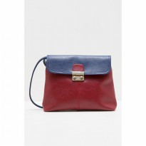 Shannon Slingbag-Red Navy