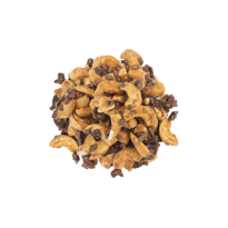 Organic Raw Cashew Cacao Cluster 250gr