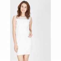 Francois Senden Dress in White
