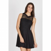 Francois Dendorf Dress in Black