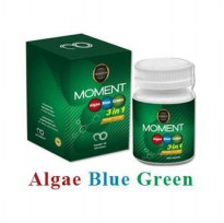 MOMENT ABG ( Algae Blue Green) 100% ORIGINAL - OBAT HERBAL TERLARIS