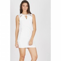 Francois Sonthof Dress in White