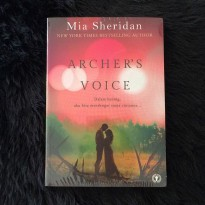 [Novel Romance] | Acher's Voice ~ by Mia Sheridan | New York Times Bestselling Author