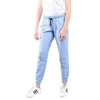[High Quality] Lemone Celana Boyfriend/ Boyfriend Jeans Premium Apple