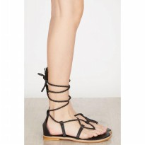 [BERRYBENKA] Ethel Sandals BLACK