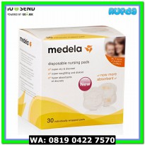 (Bra Menyusui) (30pcs) Medela Disposable Nursing Pads / Breast Pad