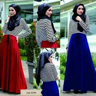 Eve 2239 Longdress Terusan