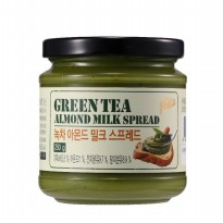 Feliz Green Tea Almond Milk Spread - 250 gr jar