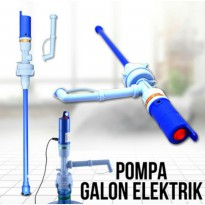Pump dispenser elektrik