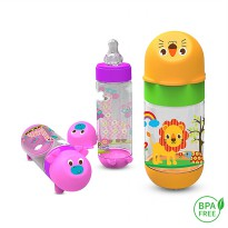 BABY SAFE FEEDING BOTTLE 125ML ORIGINAL