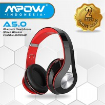 Mpow Bluetooth Headphones Stereo Wireless Foldable BH059AB