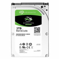 Seagate Barracuda 3TB - Hardisk Internal 3.5'