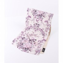 LeAtelier table runner anica purple 120