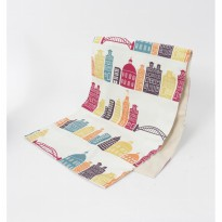 LeAtelier table runner great buildings 120
