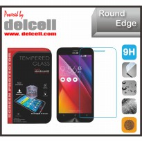 Tempered Glass Delcell Bening Asus Zenfone 2 Laser 5 Inch ZE500KL
