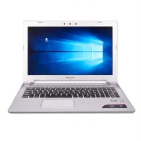 Lenovo Ideapad 500 5MID - Intel Core I7-6500U - 4GB RAM - AMD R7 M360 2GB - 14' FHD - Putih - Win10
