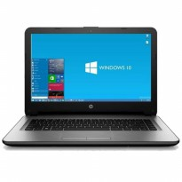 Laptop HP 14-BW008AU AMD A4-9120/4GB/500GB/VGA R3/Win 10 ori