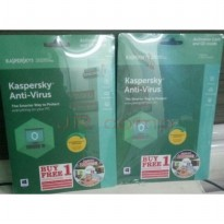 Anti Virus Kaspersky 1 User (Kav 1 User)