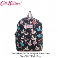 Tas Ransel Fashion Backpack Bordir Large 3977 - 3