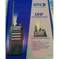 HT Handy Talky SPC SH-10 UHF Single Band