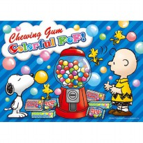 Apollo Jigsaw Puzzle Colorful Chewing Gum