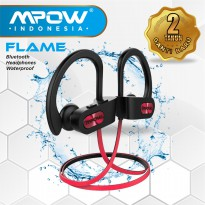 Mpow Flame Bluetooth Headphones Waterproof IPX7 MPBH088AR