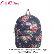 Tas Ransel Fashion Backpack Bordir Large 3977 - 1