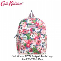 Tas Ransel Fashion Backpack Bordir Large 3977 - 2