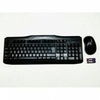 Promo !! Paket Mouse Keyboard Wireless Banda W100