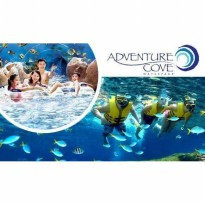 ADVENTURE COVE Singapore (Adult)