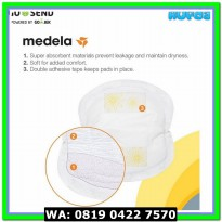 (Bra Menyusui) (1pcs) Medela Disposable Nursing Pads / Breast Pad /