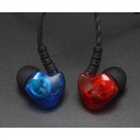 Unique Design Level 3 Master DIY Earphone Monitor Headset Audiophile Choice